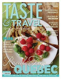 Taste&Travel Issue 33 - Spring 2019